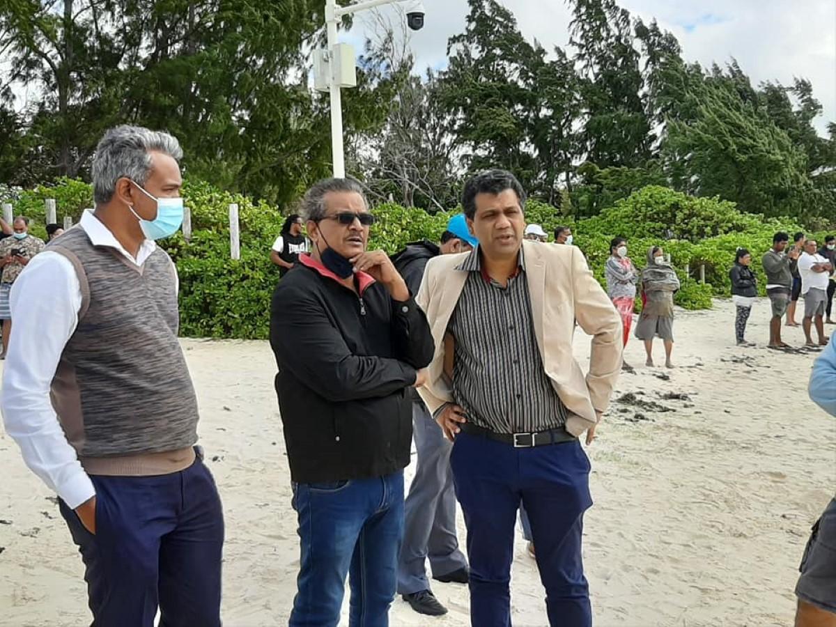 Marée noire : Les ministres Ramano et Maudhoo se rendront-ils en Cour ce matin