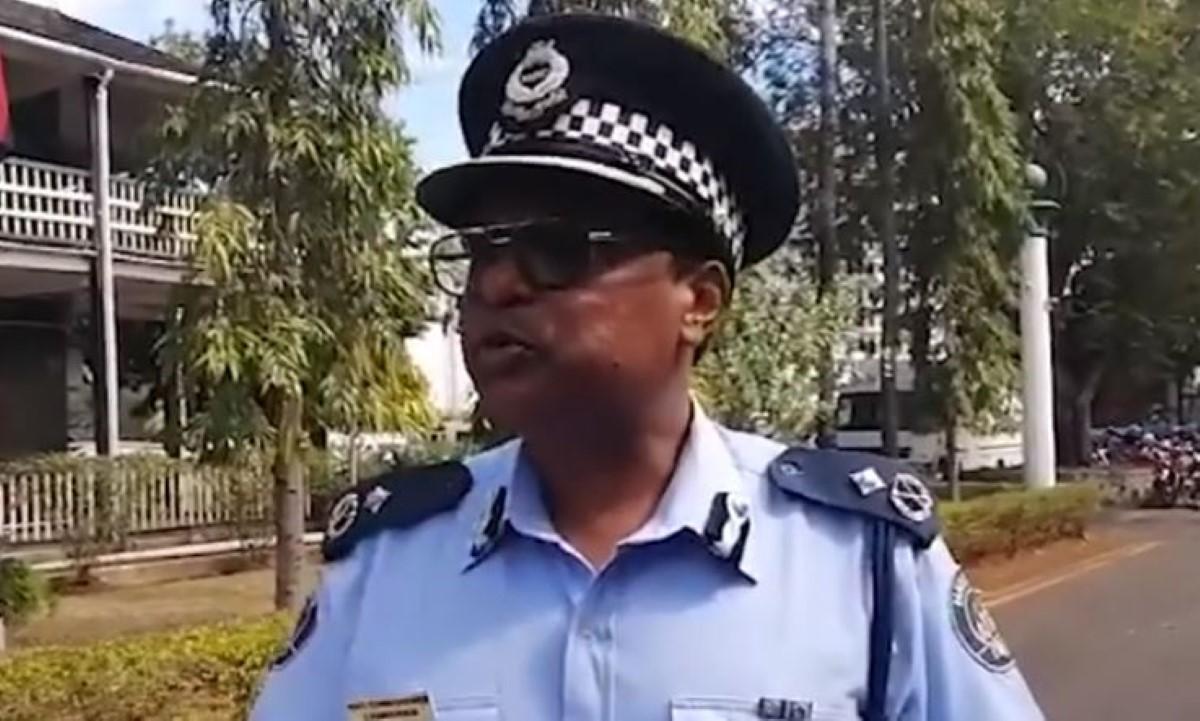 Marche du 29 août : La police demande aux participants de coopérer