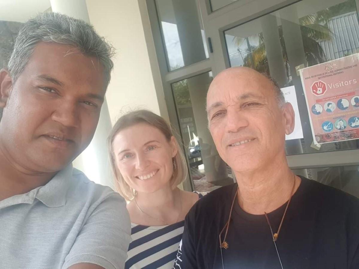 Nadeem Nazurally va t-il être le prochain chairman de la Mauritius Oceanography Institute ?