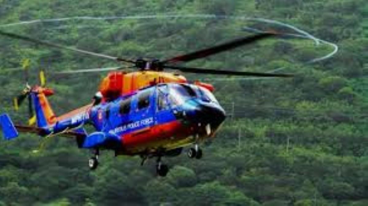 Wakashio : Le seul hélicoptère pouvant voler de nuit était en maintenance le 25 juillet