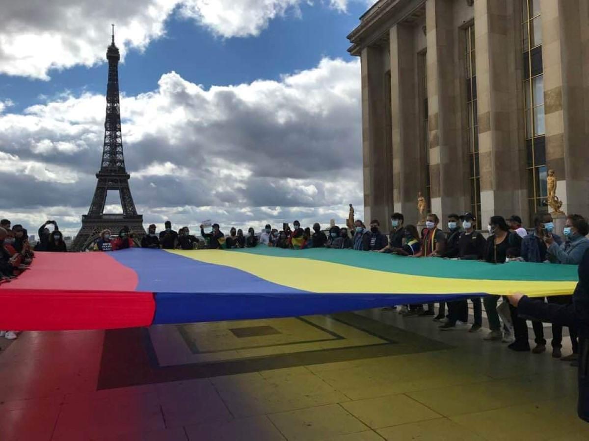 Marche du 29 août : Paris aux couleurs de l'île Maurice