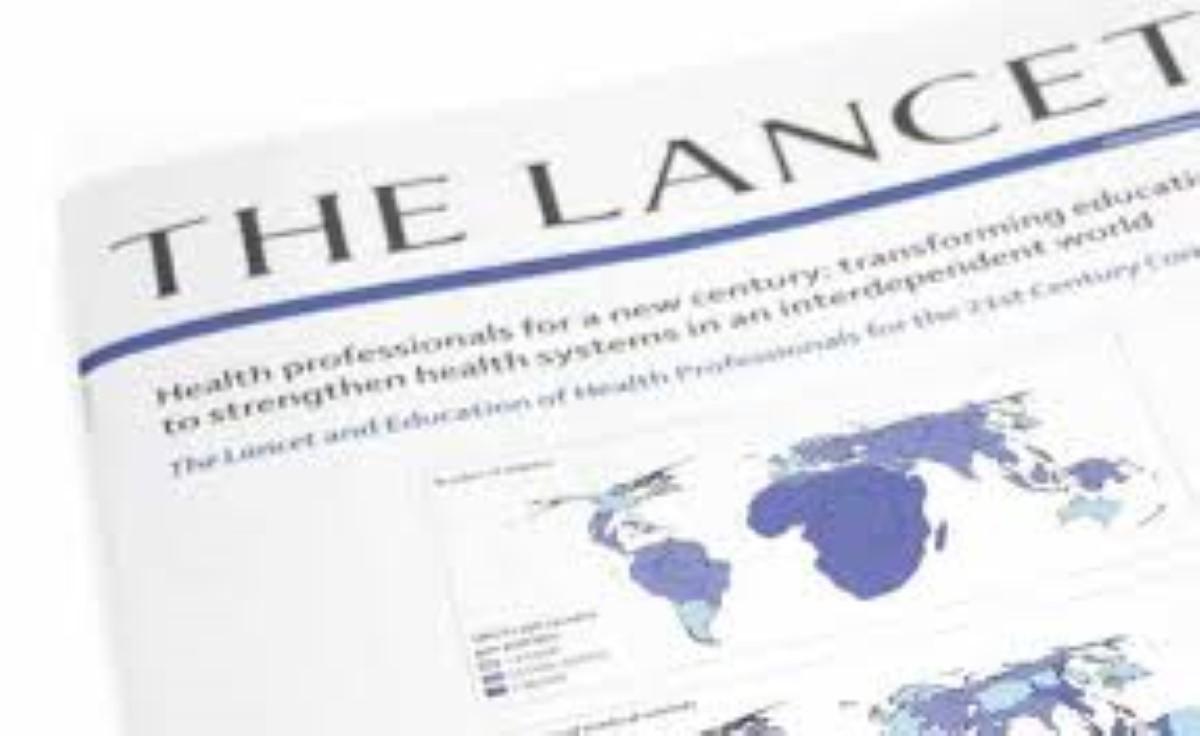 [Santé] Un clou dans The Lancet