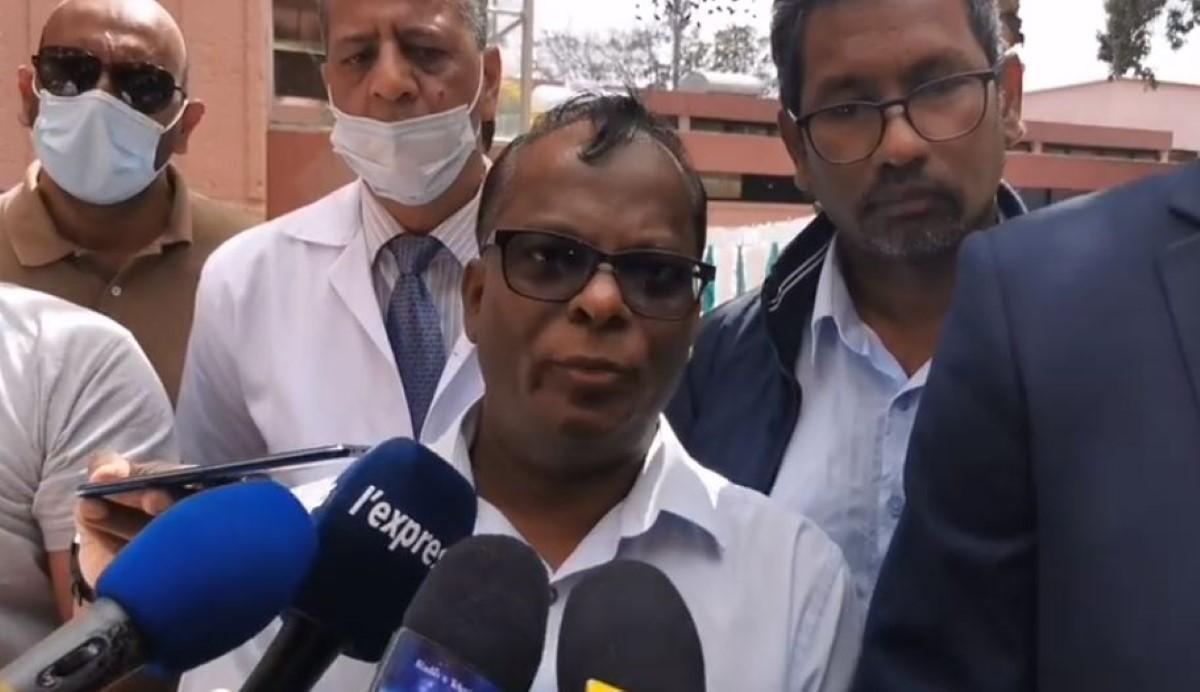 Le président de la MPA, Ramalingum Maistry annonce une indemnité de six ans de salaire pour les familles endeuillées