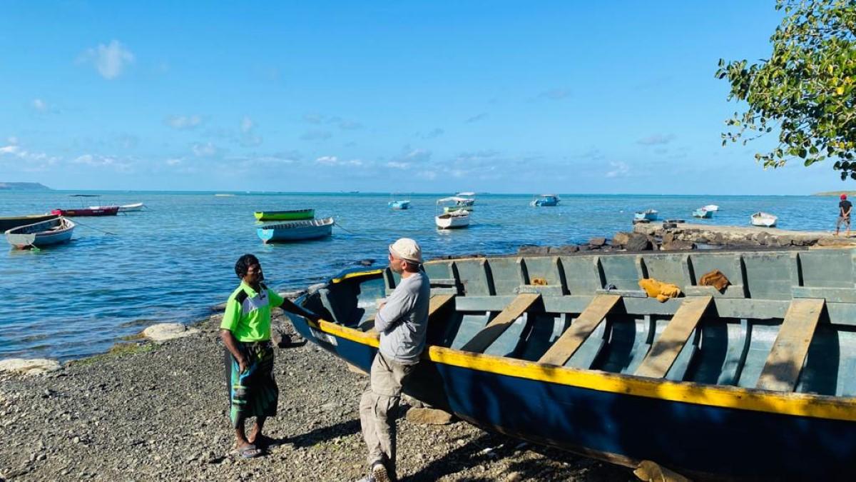 [Vidéo] Les pêcheurs à l'île Maurice témoignent après la marée noire