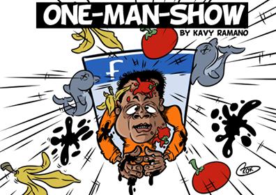 [KOK] Le dessin du jour : Ramano et ses peaux de banane