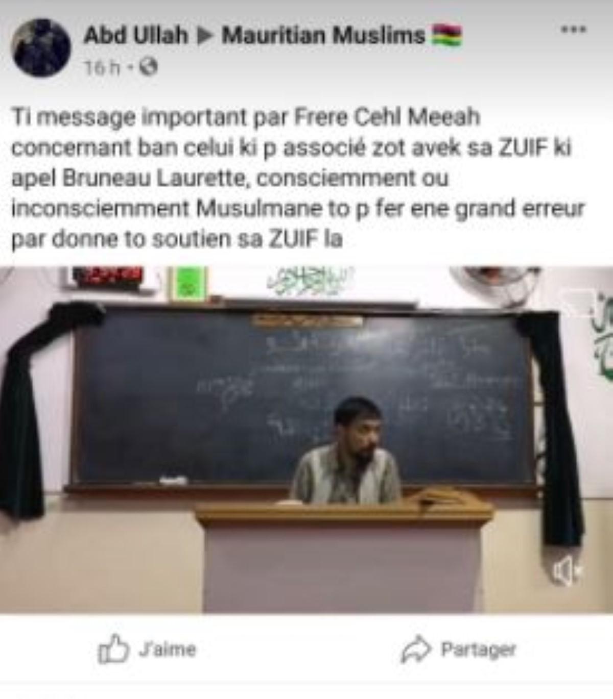 """La vidéo raciste et homophobe de Cehl Meeah supprimée par ses """"fans"""""""