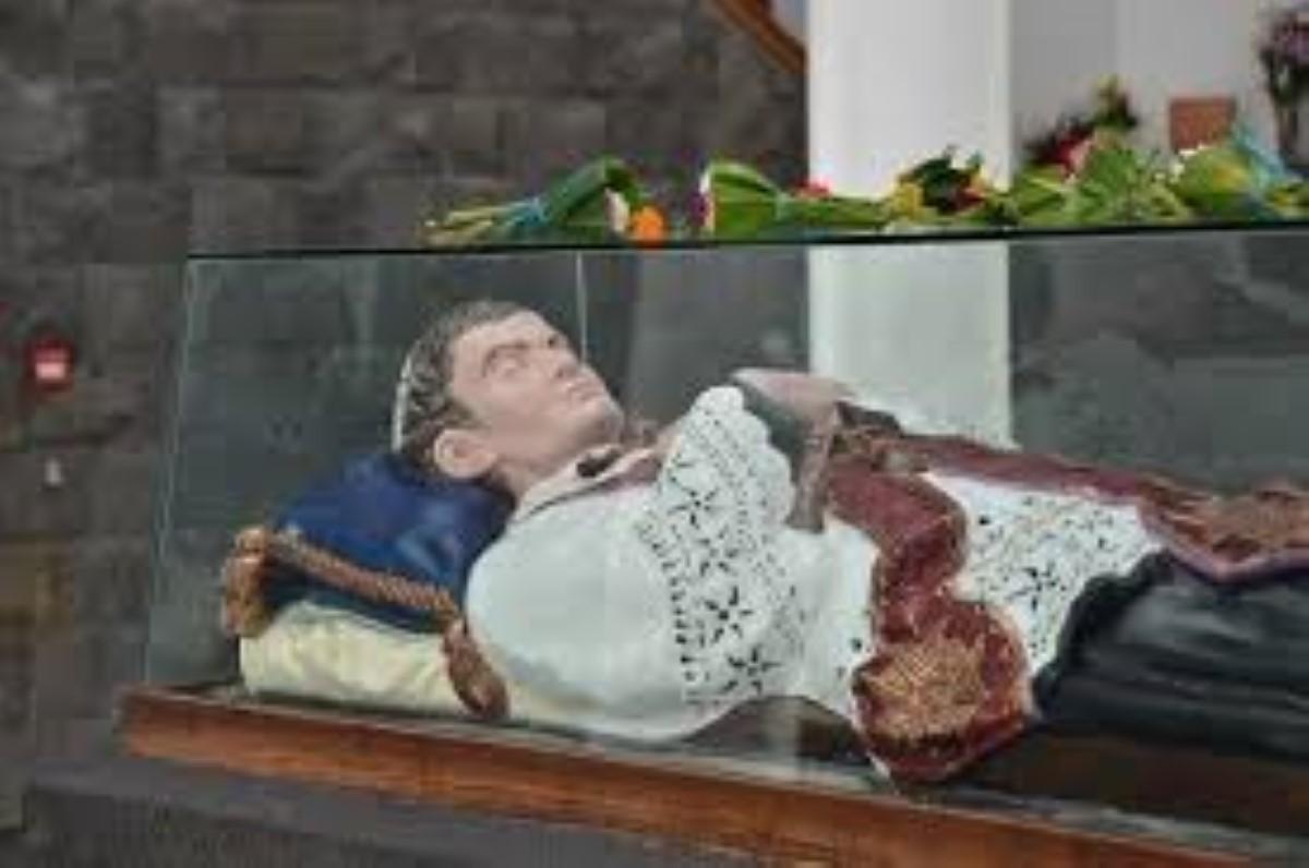 Le pèlerinage du Père Laval démarre ce mardi