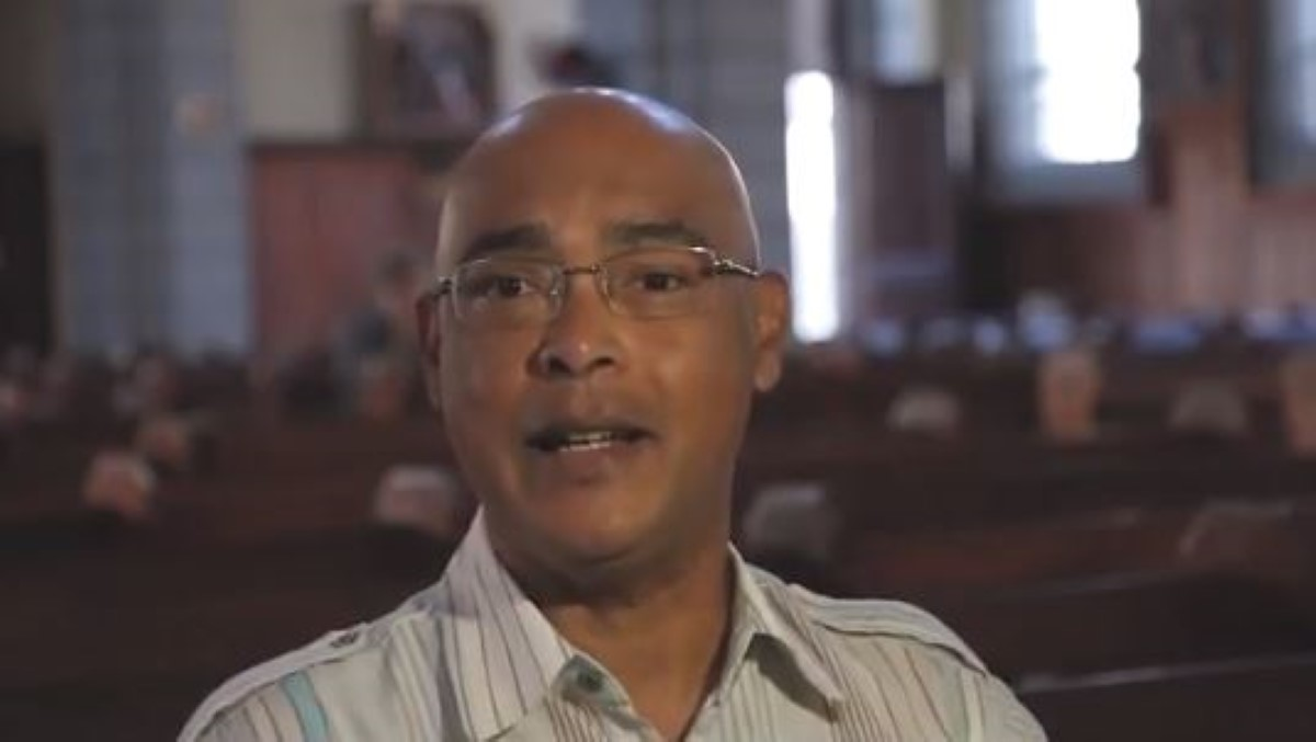 [Vidéo] Alain Jeannot raconte l'histoire de la Cathédrale St Louis