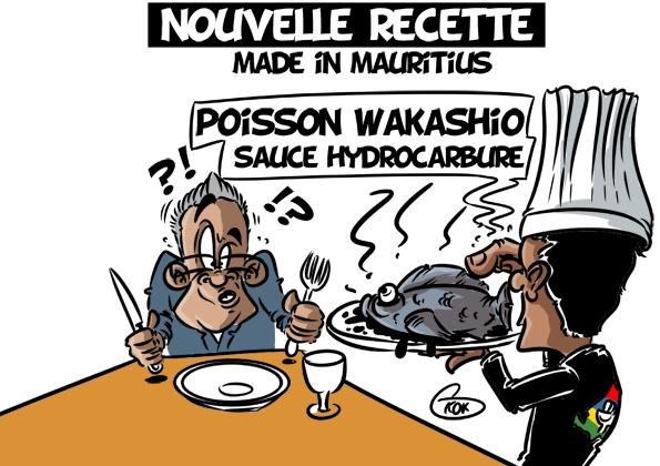 [KOK] Le dessin du jour : Nouvelle recette de poissons