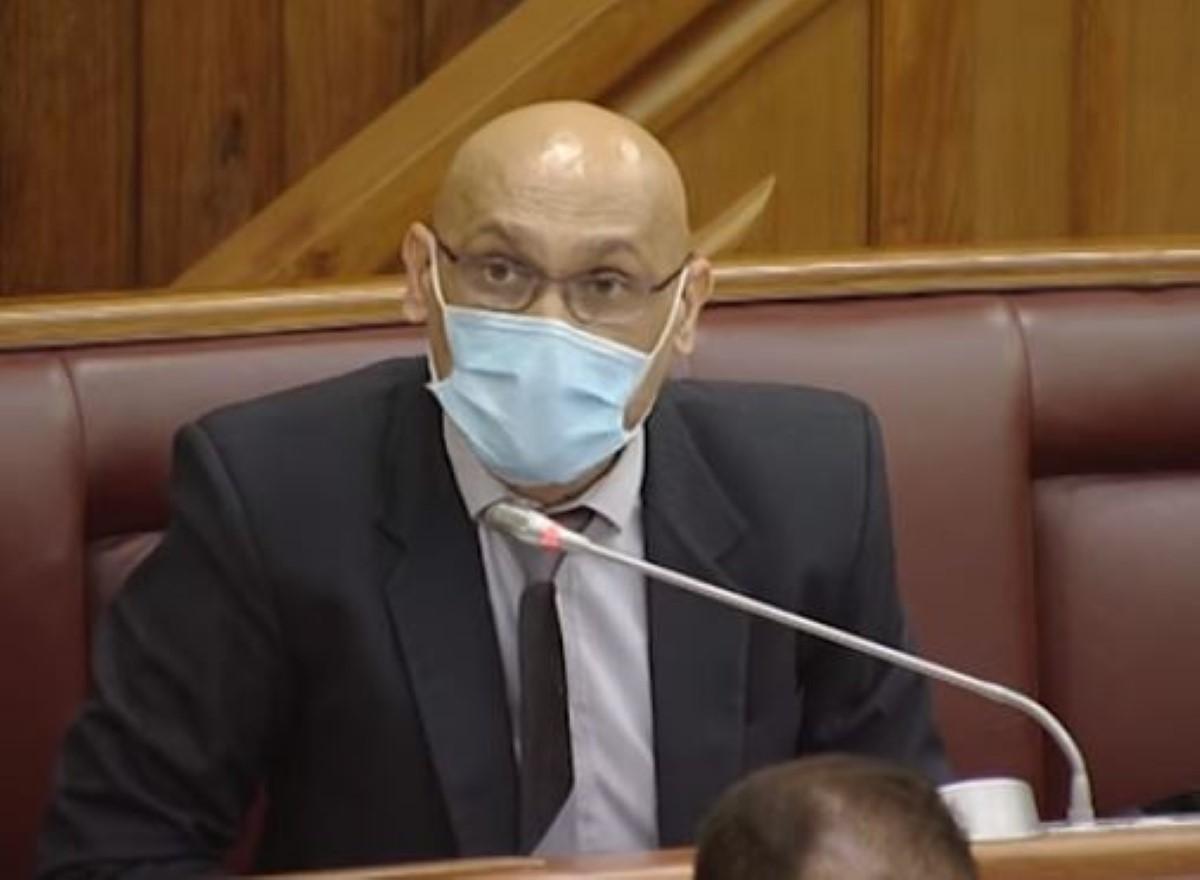 Une plainte contre Kailesh Jagutpal pour allégations de négligence médicale et de recrutements « douteux »