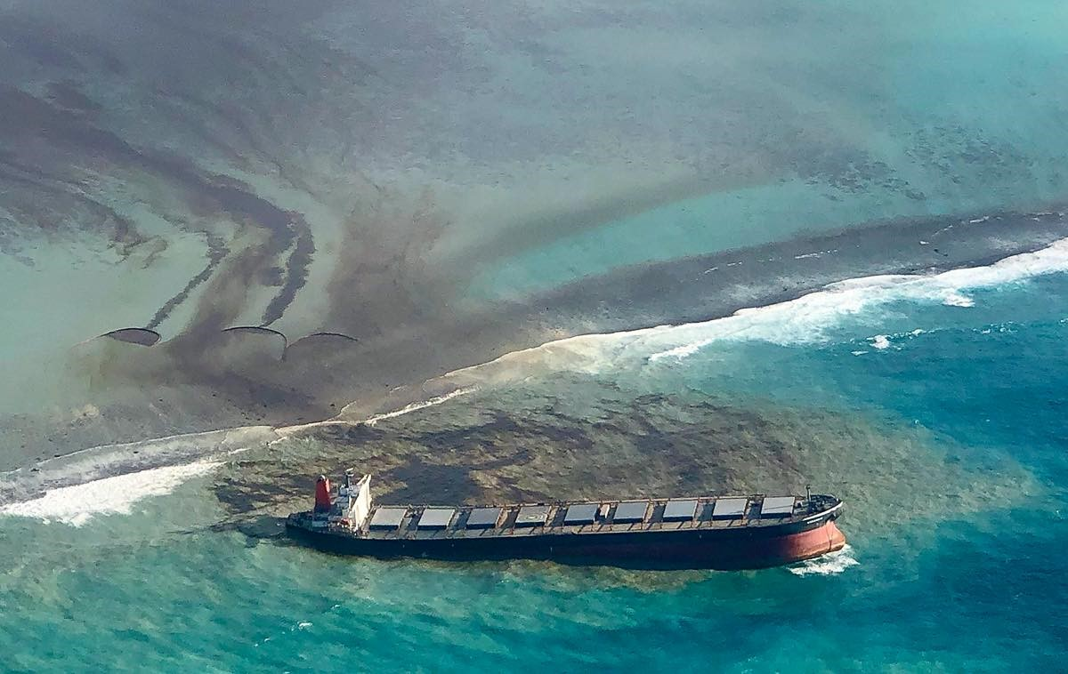 La Panama Maritime Authority blâme le capitaine du Wakashio