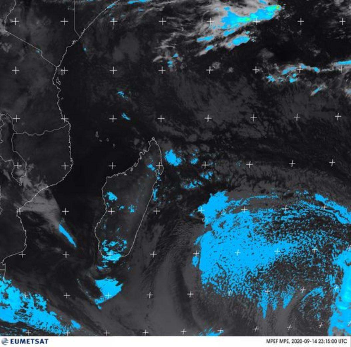 La météo du mardi 15 septembre 2020