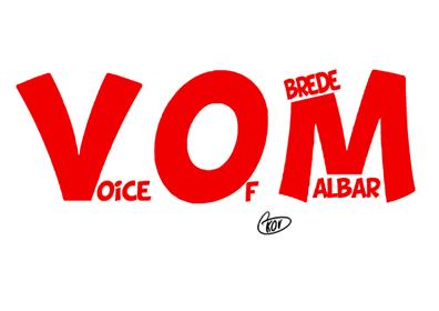 L'actualité vu par KOK : Voice Of Brede Malbar