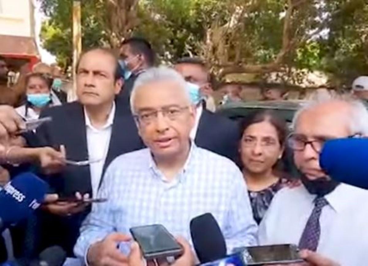 Pravind Jugnauth, le ministre de l'Intérieur ne veut commenter le tohu-bohu communal