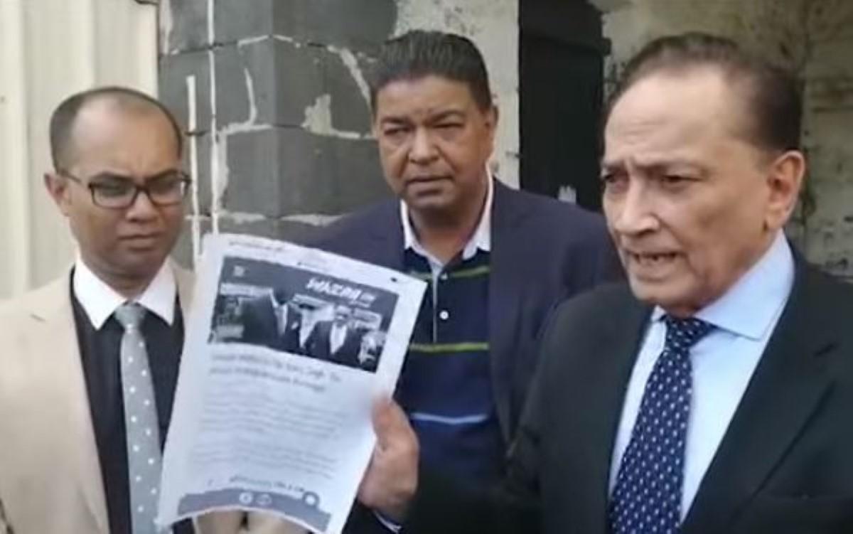 Yusuf Mohamed : « Je demande à la police d'arrêter les responsables de Wazaa fm et d'Inside News »