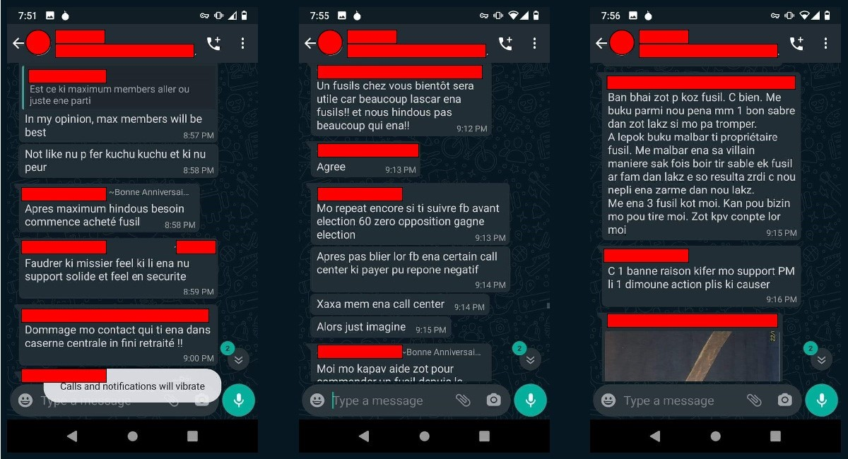 Nouvelle arrestation dans l'enquête sur les messages à relent communal