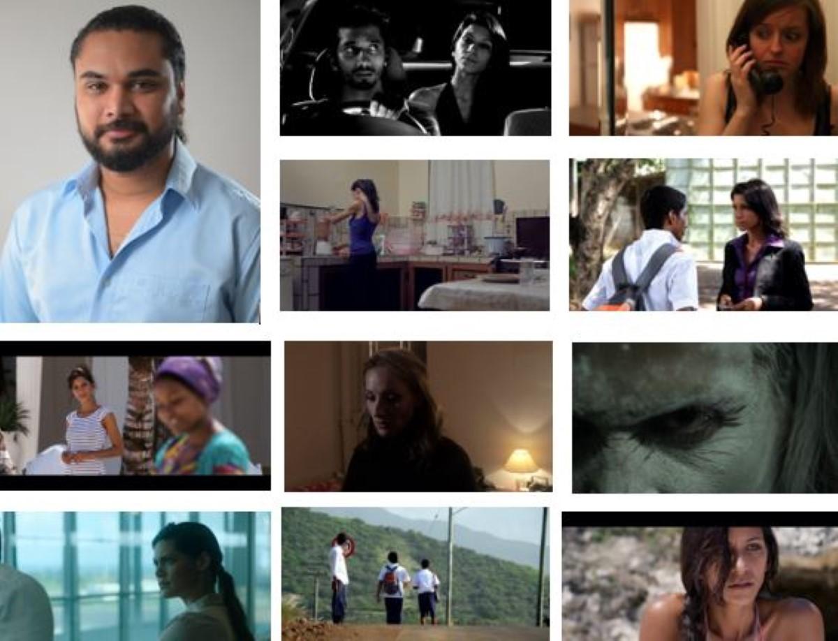Incursion dans le monde du cinéma: Jon Rabaud, réalisateur mauricien