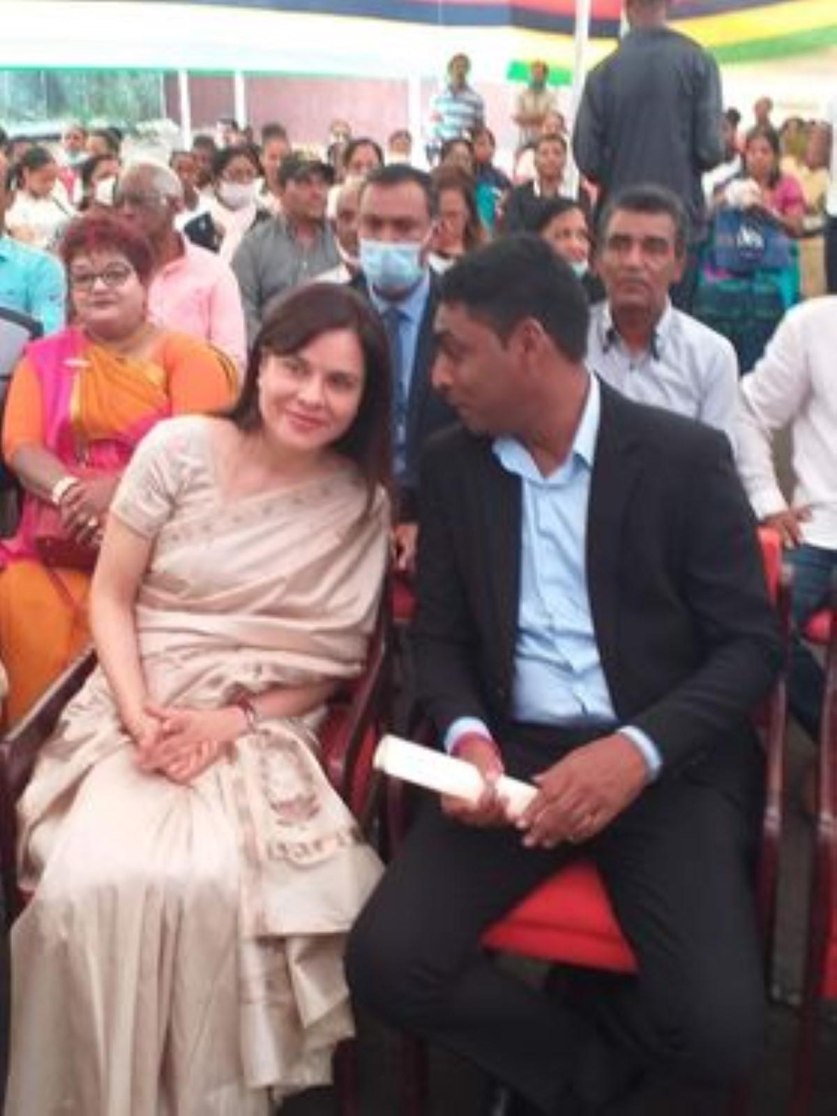 Avinash Teeluck : « Mahatma Gandhiti fer lamars pou enn koz. Li pann fer lamars pou kree divizyon »