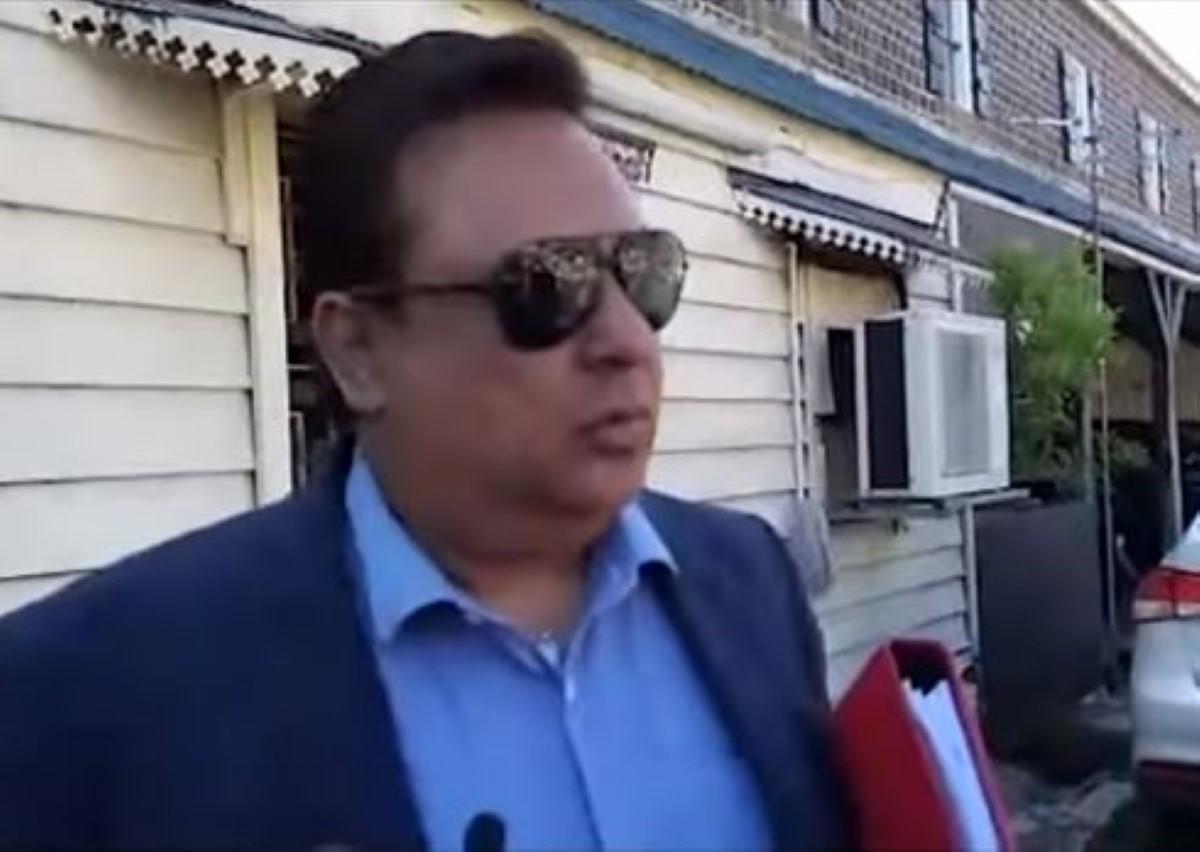 Sherrygate: Samad Goolamaully au CCID