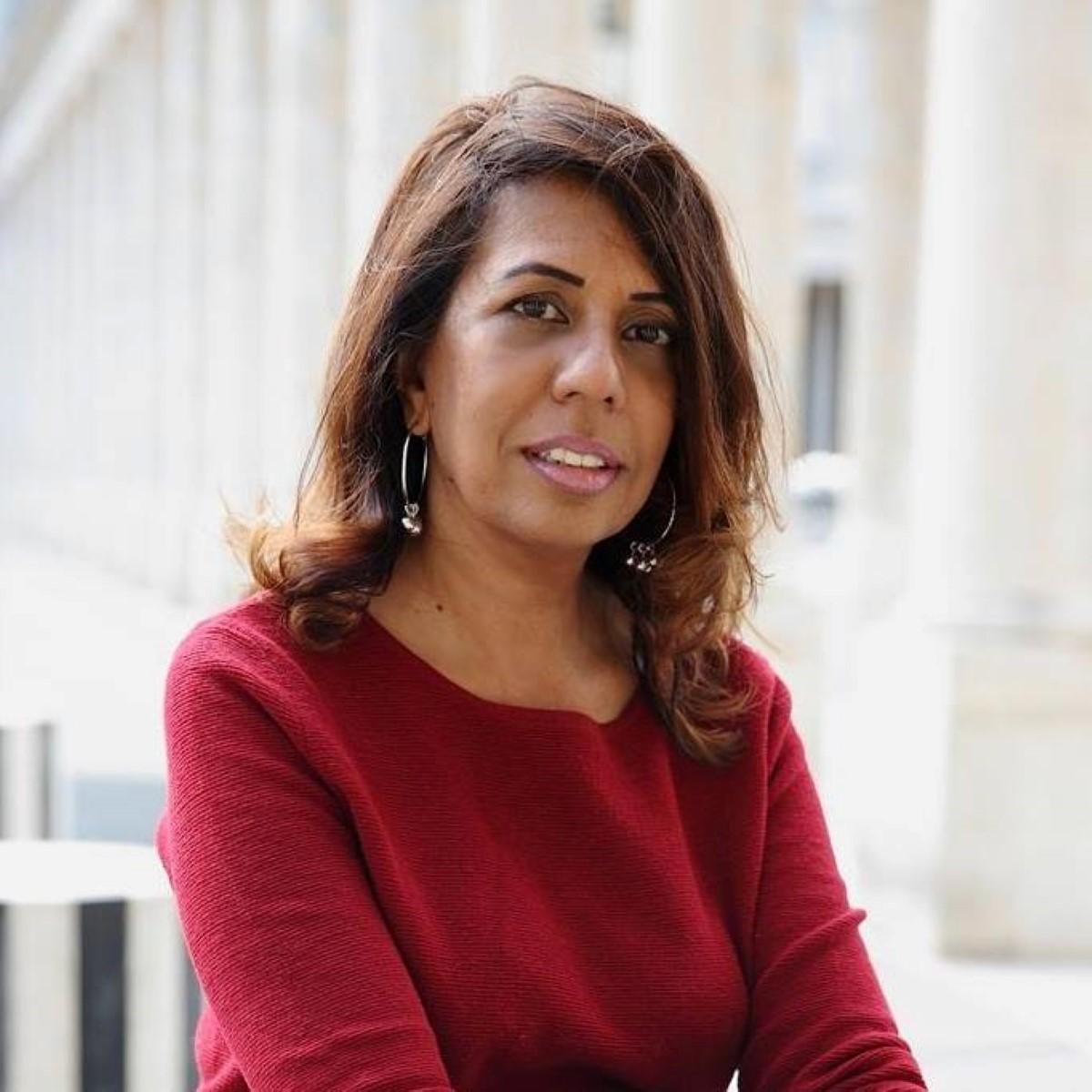 Nita Deerpalsing annonce son intention d'être candidate aux prochaines élections