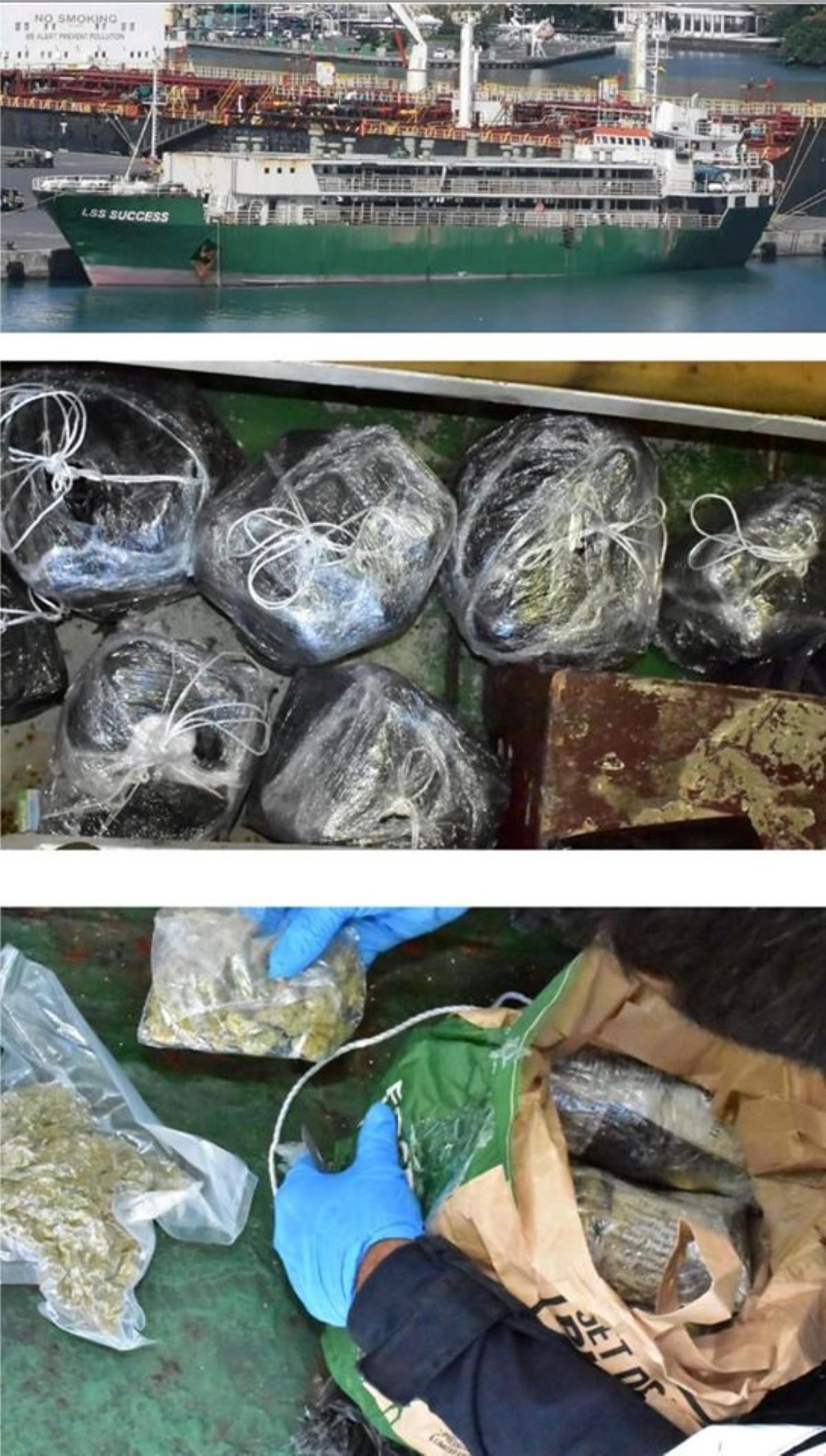 Rs 30 millions de drogue, à bord du LSS SUCCESS : Un autre employé du port  arrêté
