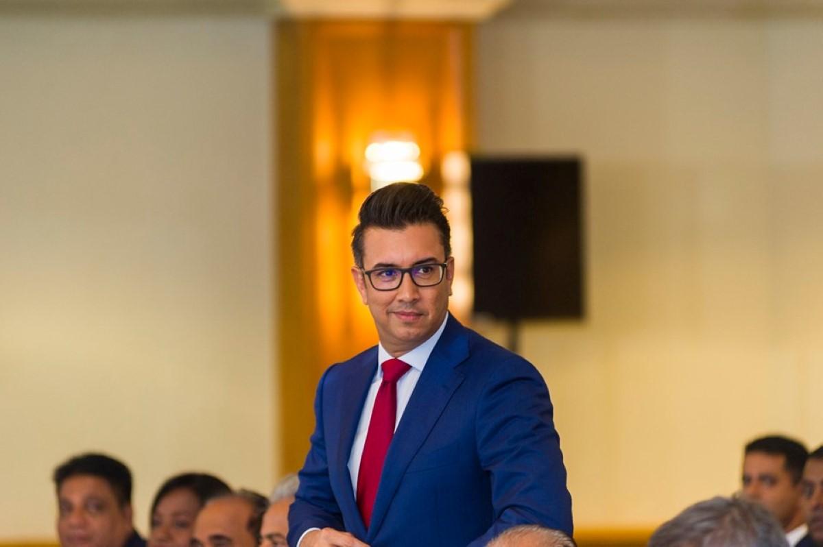 Pas de démission de Shakeel Mohamed du PTr