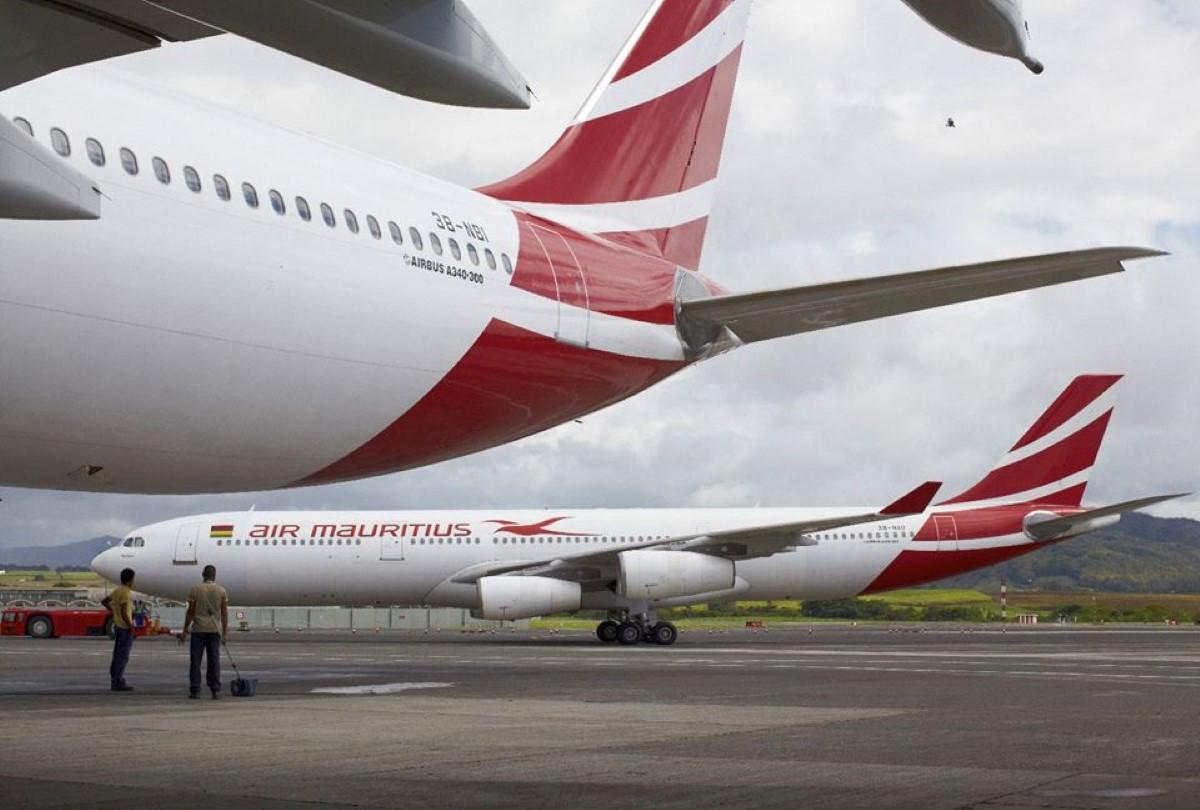 Les deux A350 de MK sous-loués à South African Airways réintègrent la flotte mauricienne