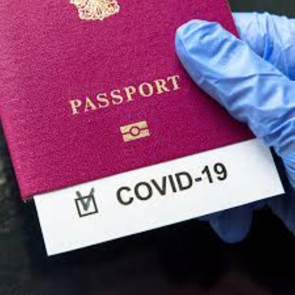 Le Covid pourrait avoir son passeport sanitaire numérique