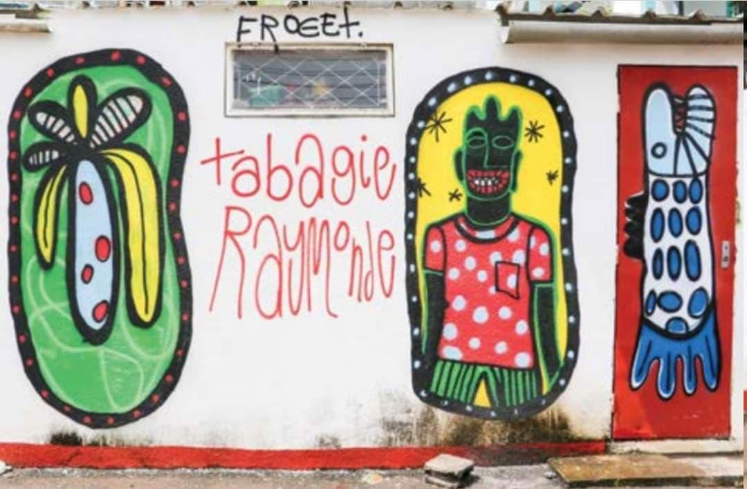 Mauritius Street Art: Une galerie d'œuvres éphémères à ciel ouvert par GADA