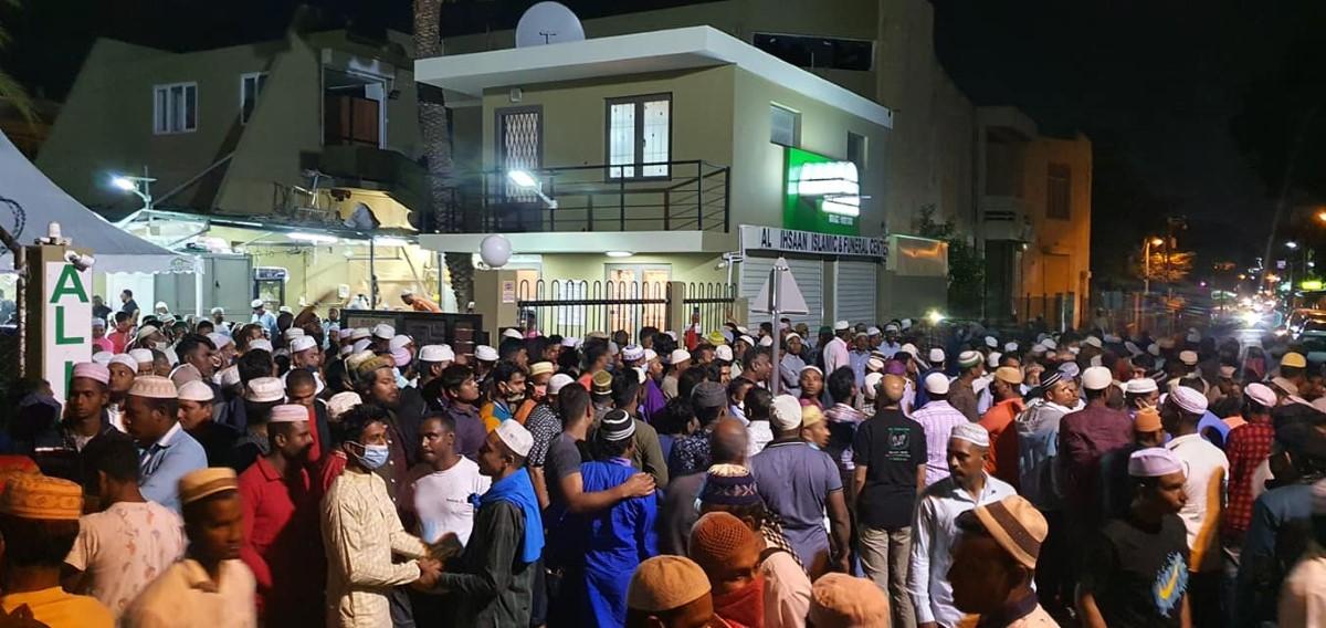 @ Al ihsaan islamic & funeral center