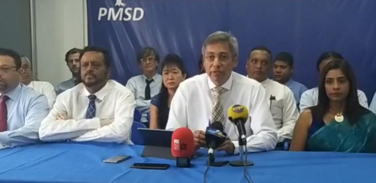 Xavier-Luc Duval : « On se fout de notre gueule avec la Mauritius Investment Corporation Limitée (MIC)»