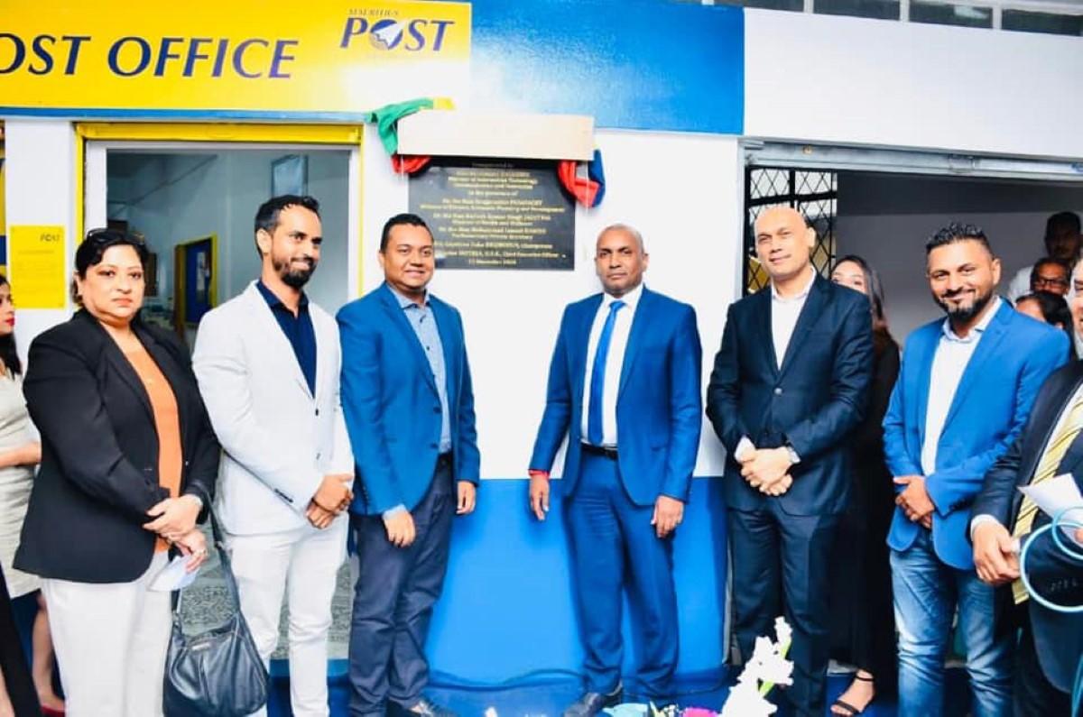 La délocalisation du bureau de poste de Bois-Chéri mobilise 3 ministres, un PPS et un député