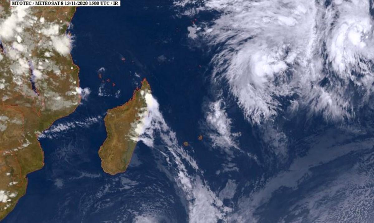 La première tempête tropicale de la saison est baptisée Alicia
