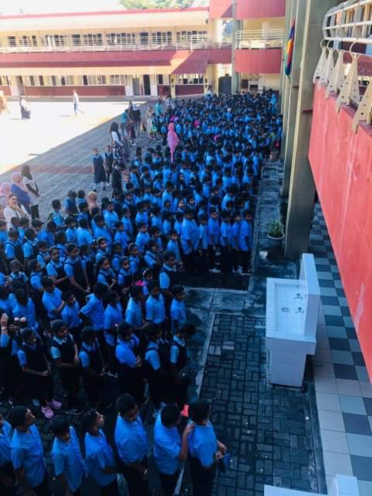 Elections villageoises : pas d'école pour les étudiants de quatre collèges lundi 23 novembre