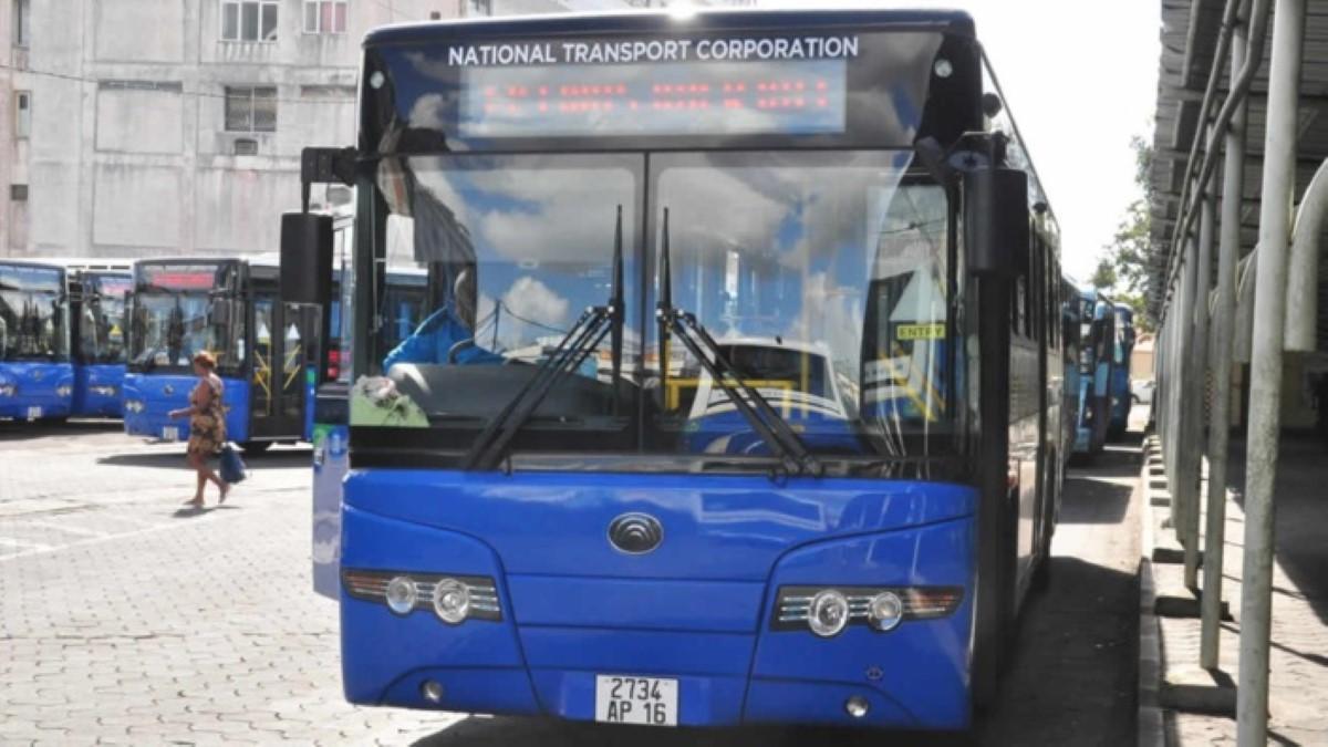 Ganga Asnan : service spécial CNT entre Flic-en-Flac et Poste Lafayette