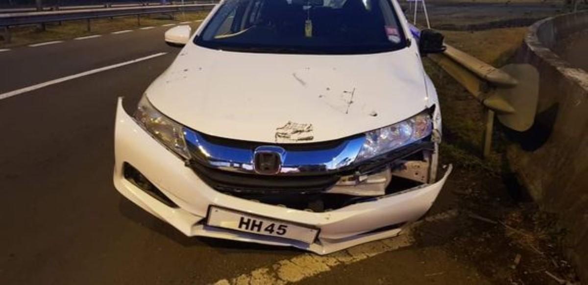 Policière tuée à Mahébourg : Le véhicule, une Honda Civic blanche, a été retrouvé abandonné à Valentina, Phoenix