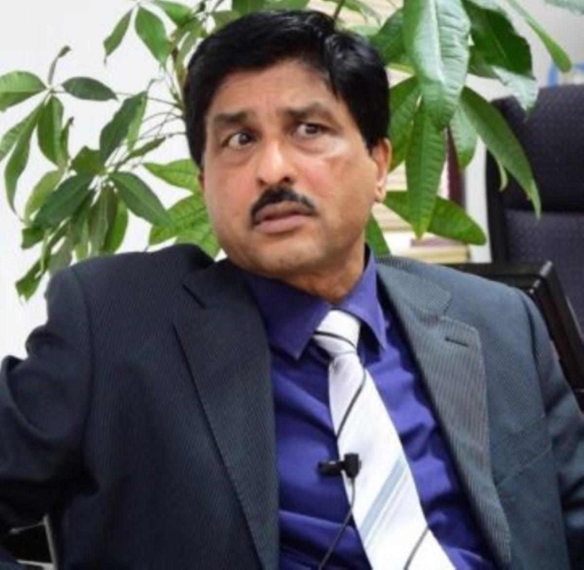 MBC : Anooj Ramsurrun, le chouchou du MSM, de retour à son poste