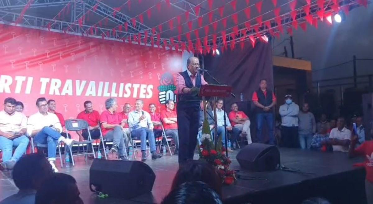 Navin Ramgoolam au Pm concernant les menaces contre Arvin Boolell : «Eta marse marsé allé do batiara»