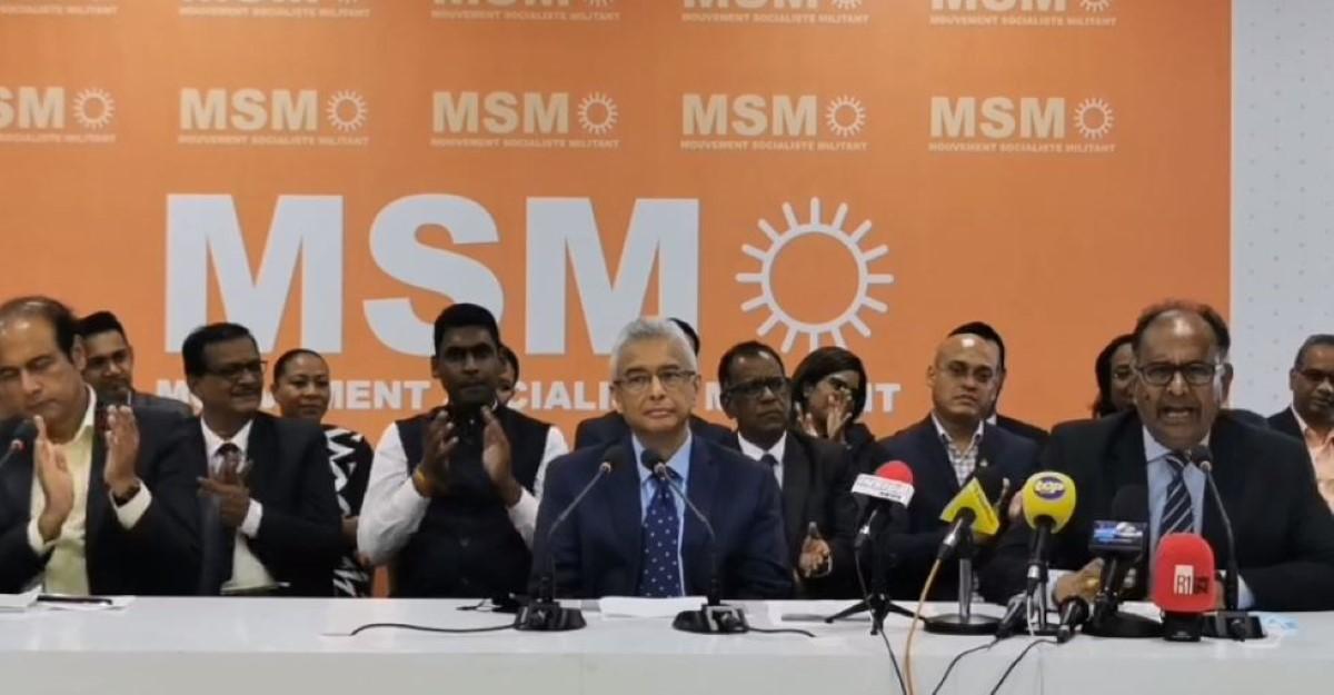Les amis d'hier, devenus ennemis : Ganoo et Obeegadoo torpillent le MMM sous les applaudissements MSM