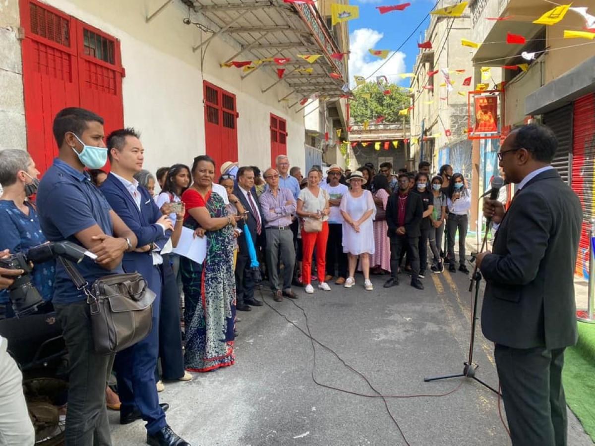 [Vidéo] Chinatown passe au numérique et devient le premier Chinatown Digital Art Hub au monde