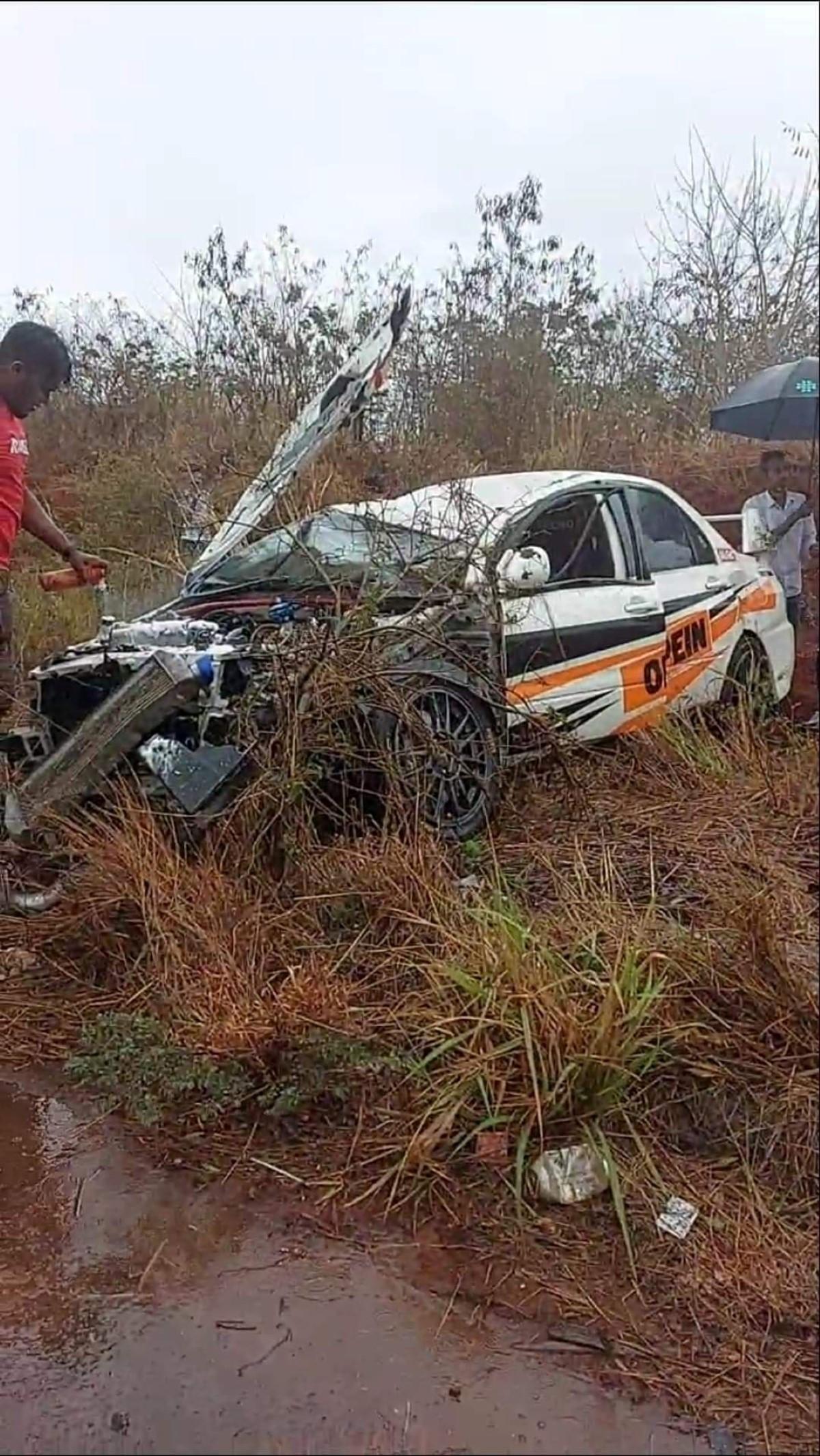 Fast and Furious à Jin Fei : un conducteur blessé est hospitalisé