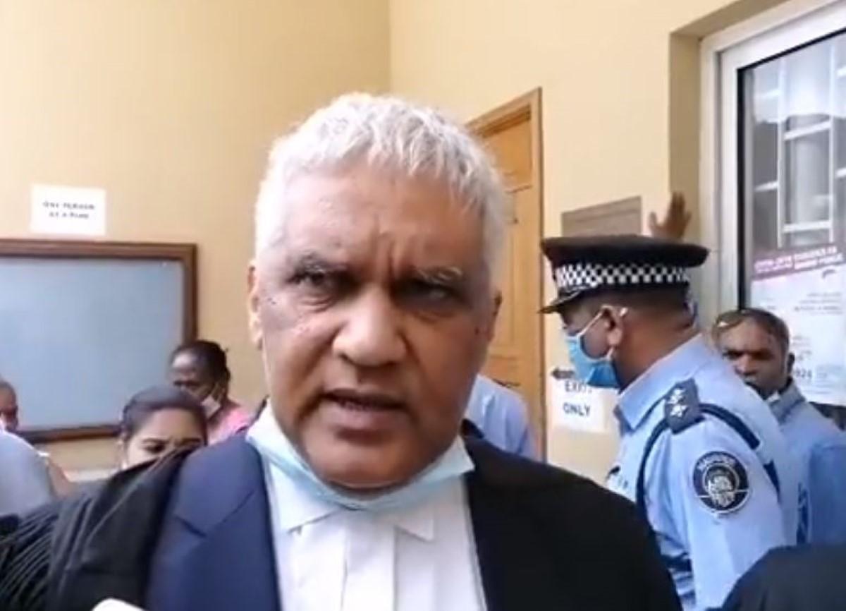 Enquête judiciaire : Kistnen devait Rs 400 000 à Koomadha mais a remboursé Rs 250 000
