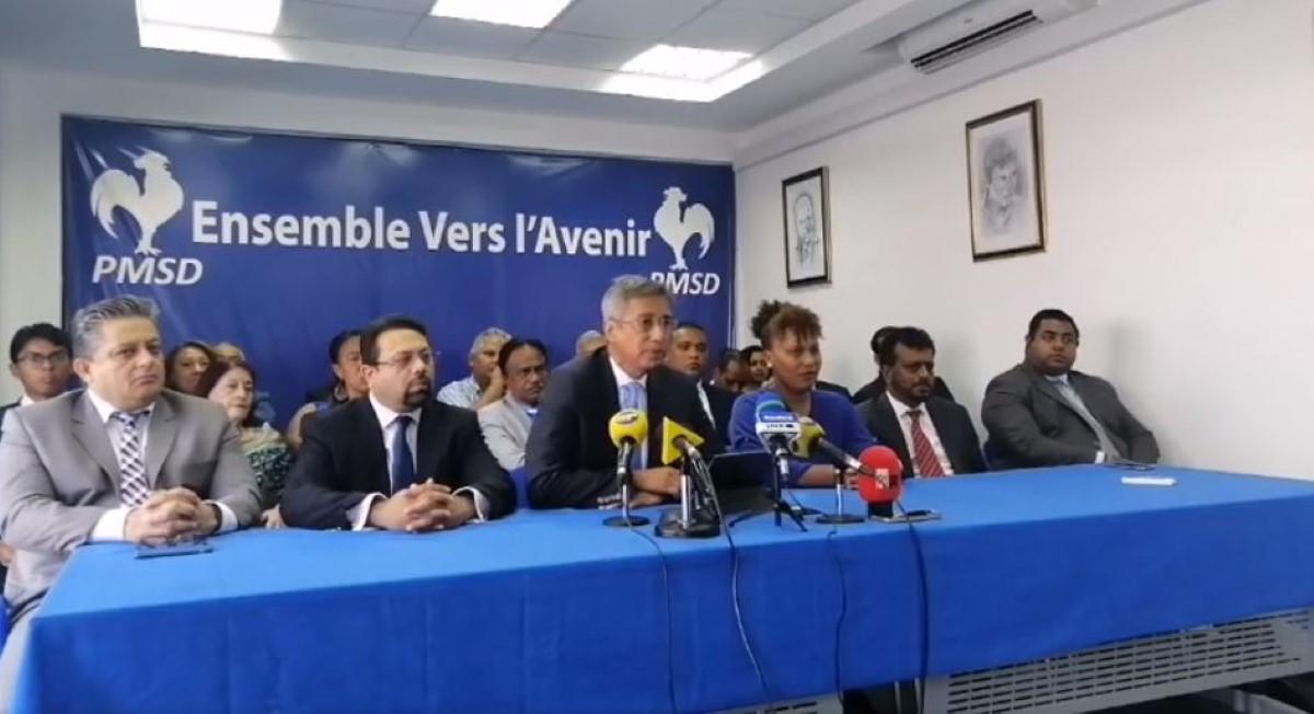 Affaire Kistnen : Xavier-Luc Duval félicite le DPP