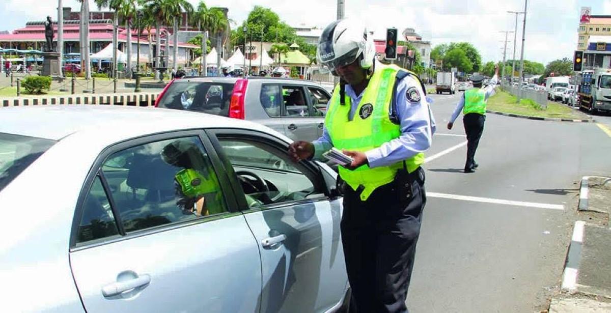 Sécurité routière : La police veille au grain