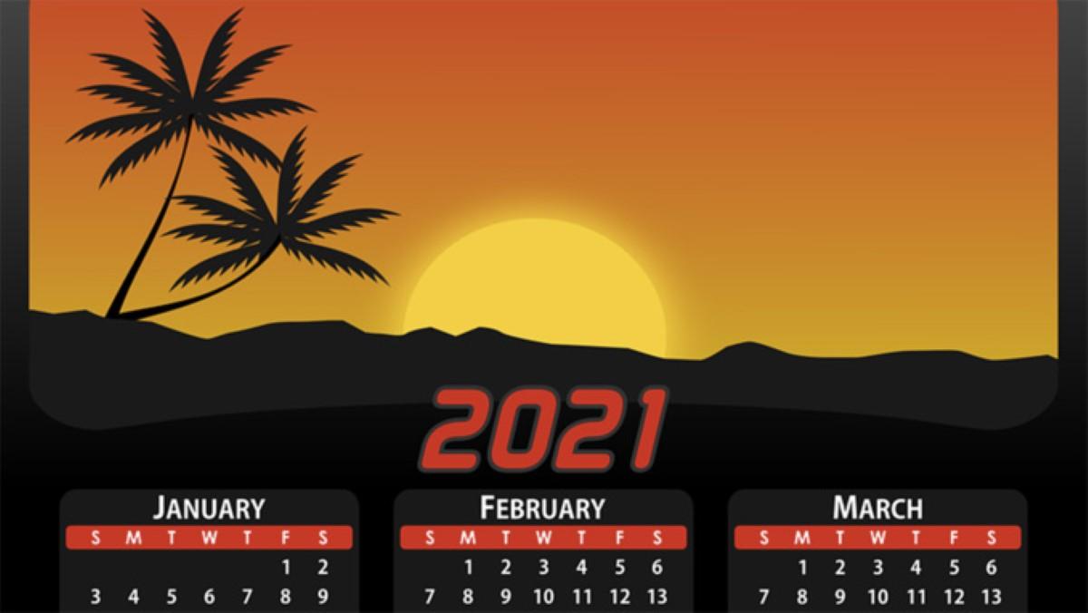 La liste des jours fériés de l'année 2021