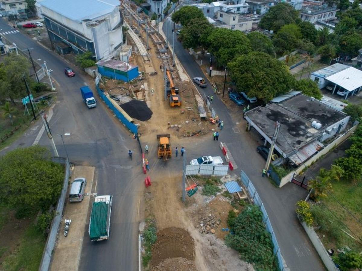 Déviations et routes fermées à la circulation à prévoir sur Quatre-Bornes