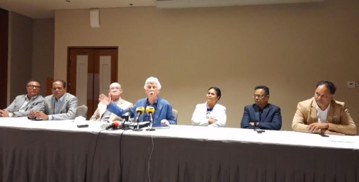 Dispositif miliaire à Port-Louis : selon Bérenger « L'objectif était de faire peur à la population »