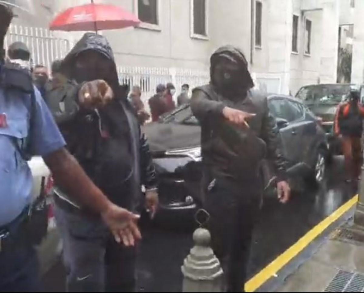 La Police Academy aidée par les « gros bras » et « gros ventre », pour assurer la sécurité de Yogida Sawmynaden