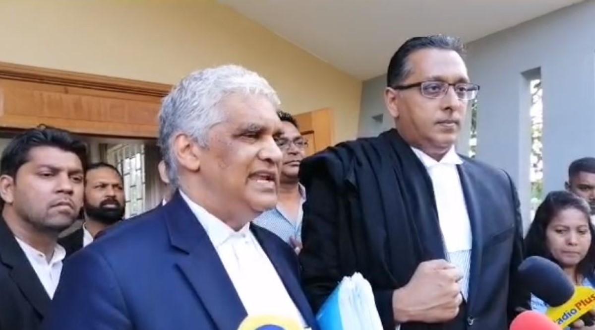 Kistnen devait rencontrer Vinay Appanah pour « obtenir de l'argent »
