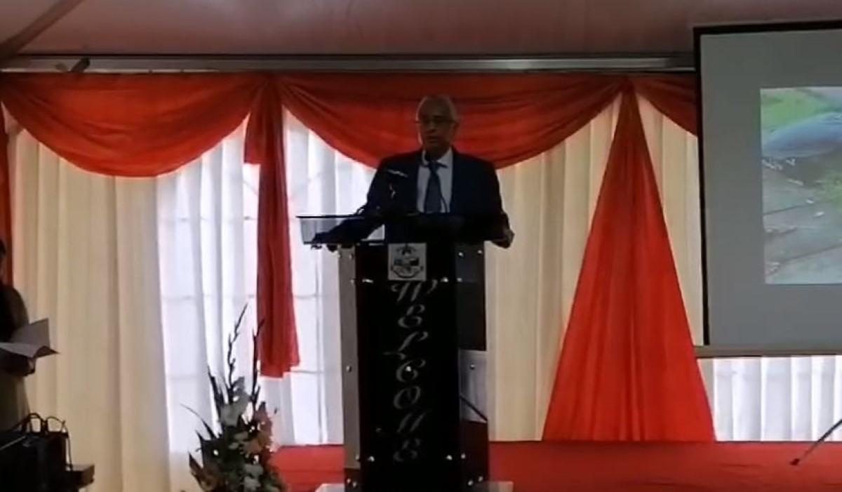 Pravind Jugnauth : « Nous sommes là pour bâtir et non pour tuer »